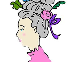 Grey Hair is the New Blonde by Sue Cervenka