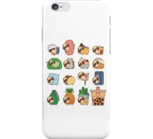 Puglie Food & Things iPhone Case/Skin