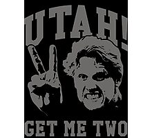 Utah Get Me Two Photographic Print
