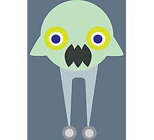 Monster Bot  Photographic Print