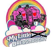 My Little Dreadnought by herbertron