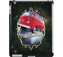Cross the World - Bus T2 iPad Case/Skin