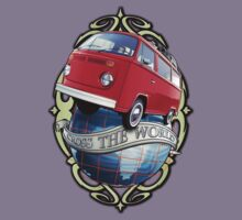 Cross the World - Bus T2 Kids Clothes