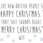 Ezra Koenig Christmas Card by rebeccaaasmith