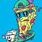 Pizza and Ranch by SteveOramA