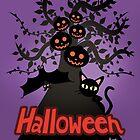 Halloween by BATKEI