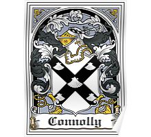 O'Connolly Coat of Arms (Irish) Poster