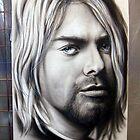 Kurt Cobain by Tim Miklos
