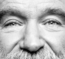 King of Comedy, Robin Williams Sticker