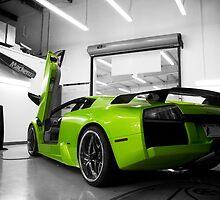Green Dream Machine by AutoAero