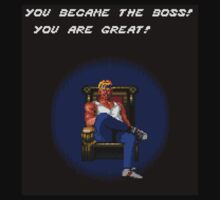Axel Became the Boss by insomniosis