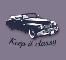 Keep It Classy by 7omBarrett