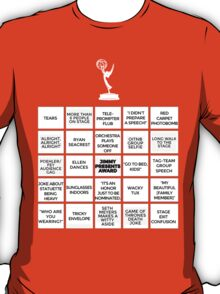 Emmy Awards Show Bingo T-Shirt