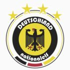 World Cup Football 3/8 - Team Deutschland by madeofthoughts