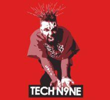 The Technician by SpyderAcidburn