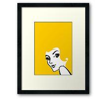 Blonde - Redheads Framed Print