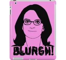 Blurgh! iPad Case/Skin