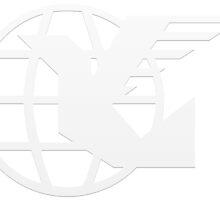 Aldnoah.Zero United Earth Symbol Redone by Program