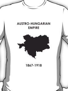 The Austro-Hungarian Empire T-Shirt