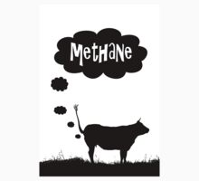 Global warming - cow methane by funkyworm