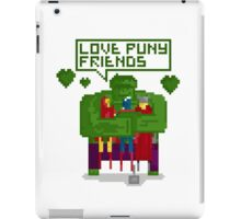 LOVE PUNY FRIENDS iPad Case/Skin