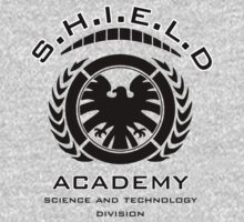 S.H.I.E.L.D Academy > Science and Technology Division T-Shirt