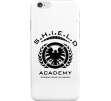S.H.I.E.L.D Academy > Operations Division iPhone Case/Skin