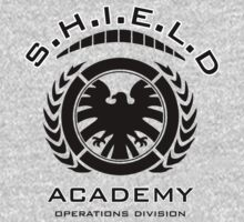 S.H.I.E.L.D Academy > Operations Division T-Shirt