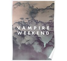 Vampire Weekend II Poster