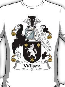 Wilson Coat of Arms I (Donegal 1636) T-Shirt
