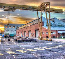 Armaments factory, Bendigo by shaynetwright