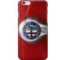 Alfa Romeo Badge iPhone Case/Skin