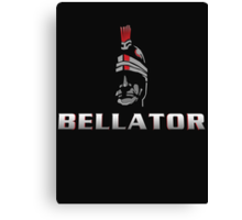 MMA Bellator Canvas Print