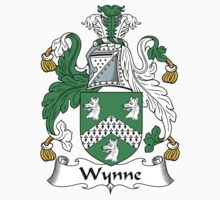 Wynne Coat of Arms (Irish) by coatsofarms