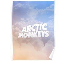 Arctic Monkeys II Poster
