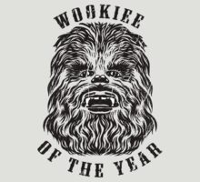 Wookiee of the Year (Weathered) by BankaiChu