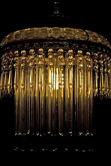 Chandelier by Deborah McGrath