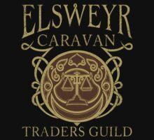 Elsweyr Traders Guild - Tees & Hoodies by monochromefrog