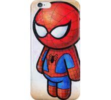 """WEB SLINGER"" POOTERBELLY iPhone Case/Skin"