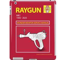 Ray gun Haynes Manual iPad Case/Skin