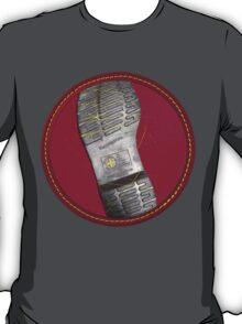 Dr. Martens Boot Sole Oxblood T-Shirt