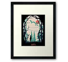 Spectrum Framed Print