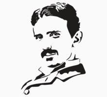 Nikola Tesla  by datthomas