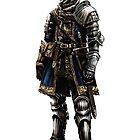 Dark Souls Warrior of Knight by themystory1