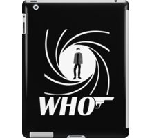 Who iPad Case/Skin