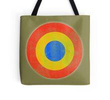 Target Series (K. M.) Tote Bag