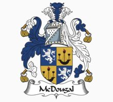 McDougal Coat of Arms / McDougal Family Crest by ScotlandForever