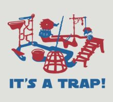 It's a Trap! by RobGo