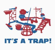 It's a Trap! Kids Clothes