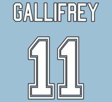 Gallifrey Football Club Kids Clothes